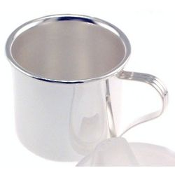 Engraved Straight Side Baby Cup
