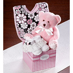 It's a Girl Baby Gift Set