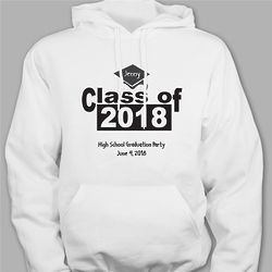 Personalized When I Grow Up Graduation Hoodie