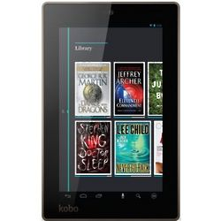 Kobo Arc Black Android Tablet