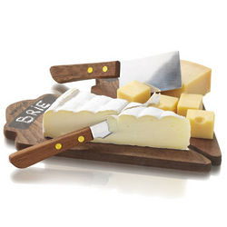 Pro Cheese and Dessert Serving Board Gift Set