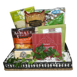 Healthy Congratulations Gift Basket