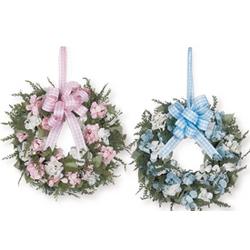 Twin Wreaths