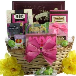 Divine Easter Chocolate & Sweets Gift Basket
