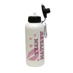 Personalized Team Boyfriend Water Bottle