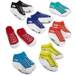 Sneaker Brights Baby Socks