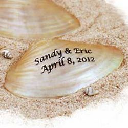 Personalized Macabebe Clam Shells