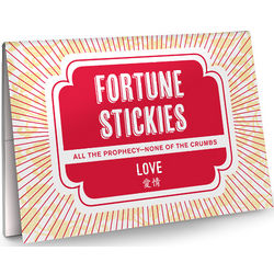 Love Fortune Sticky Notes