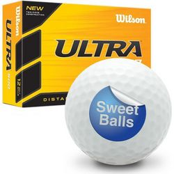 Sweet Balls Ultimate Distance Golf Balls