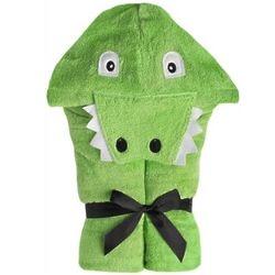 Hooded Alligator Towel