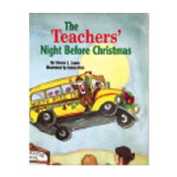 The Teacher's Night Before Christmas Book
