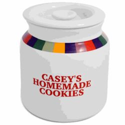 Personalized Sonoma Cookie Jar