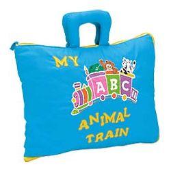 ABC Animal Train in a Tote
