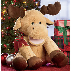 Monty the Singing Moose Plush Toy