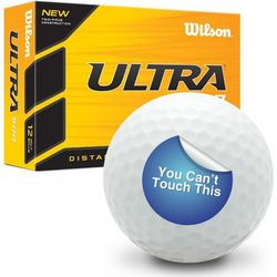 You Can't Touch This Ultimate Distance Golf Balls