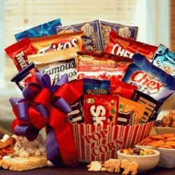 Snacktime Favorites Gift Basket