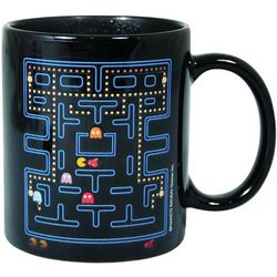Pac-Man Heat-Sensitive Ceramic Mug