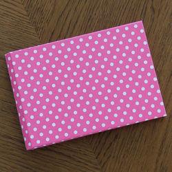 Pink Dottie Baby's Brag Book