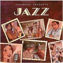 Putamayo Presents Jazz CD