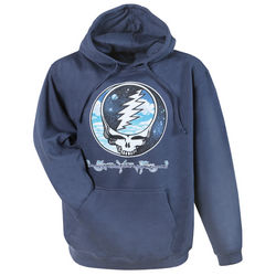 Grateful Dead Steal Your Sky and Space Hoodie