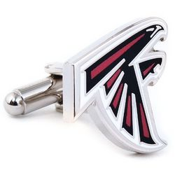 Atlanta Falcons Enamel Cufflinks