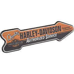 Harley-Davidson Authorized Service Pub Sign