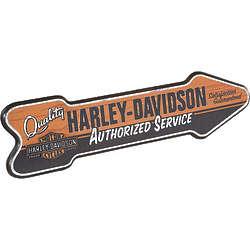 Harley-Davidson Authorized Service Pub Sign