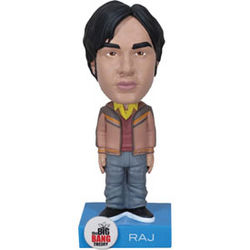 The Big Bang Theory Raj Wacky Wobbler