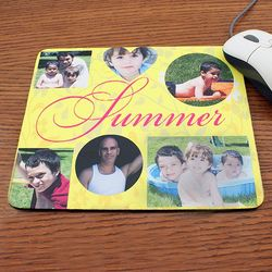 Photo Personalized Mouse Pad