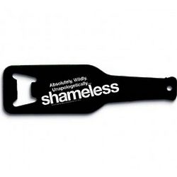 Shameless Bottle Opener