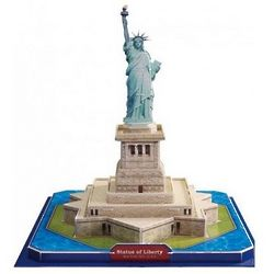 Statue of Liberty 3D Jigsaw Puzzle