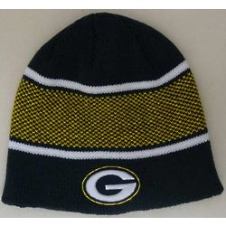 Packers High Flyer Men's Knit Hat