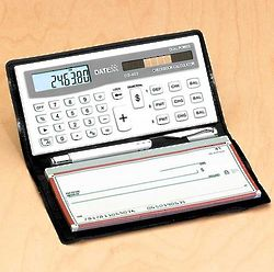 Checkbook Calculator