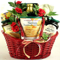 Country Breakfast Gift Basket