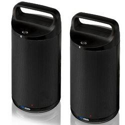 iLive Indoor Outdoor Dual Bluetooth Speakers