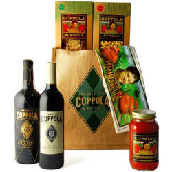 Francis Ford Coppola Loves Food and Wine Gift Basket