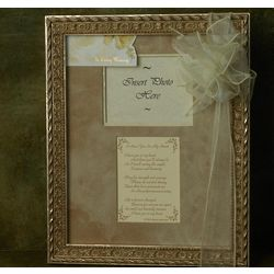 """I Have You In My Heart"" Memorial Photo Frame"