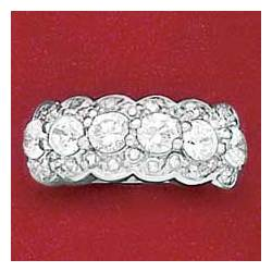 Pave Perfection Ring