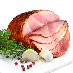 Smoked Apple Cured Whole Boneless 6-7 Lb Ham
