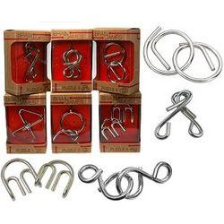 Cast Metal Medium Puzzles Set