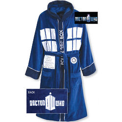 Mens Doctor Who Tardis Robe