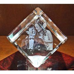 Custom Photo Crystal Diamond