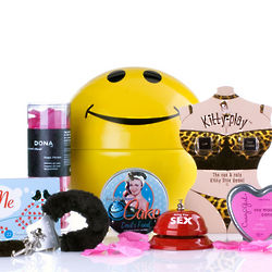 Have a Nice Night Sensual Gift Basket