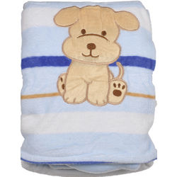 Puppy Love Plush Blanket