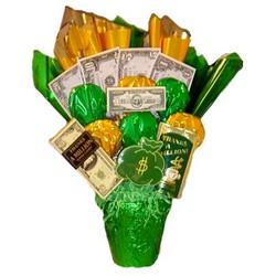 Million$ of Thank$ CookiePot Bouquet