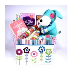 Girl's Get Well Basket