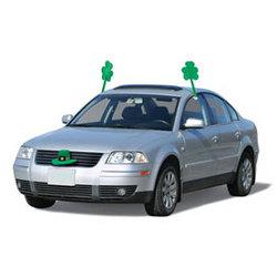 St. Patrick's Day Car Décor