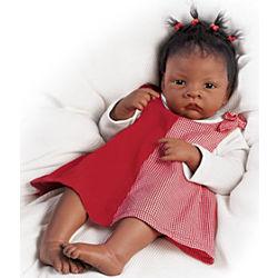 "Waltraud Hanl ""Jasmine Goes To Grandma's"" Doll"