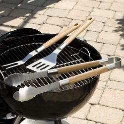Rachael Ray 3-Piece BBQ Tool Set