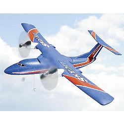 Remote Control Sky II RC Airplane